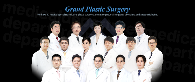 Grand Plastic Surgery - Medical Clinics in South Korea