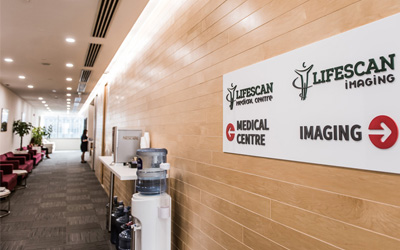 Lifescan Medical Centre & Lifescan Imaging - OUE Downtown