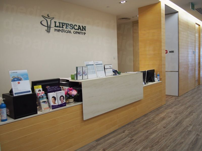 Lifescan Medical Centre & Lifescan Imaging - Paragon Medical - Medical Clinics in Singapore