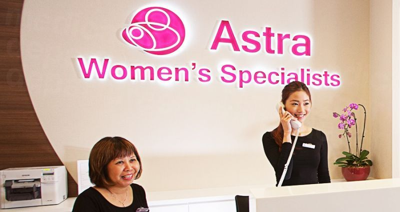 Astra Women's Specialists - Bishan Branch - Medical Clinics in Singapore