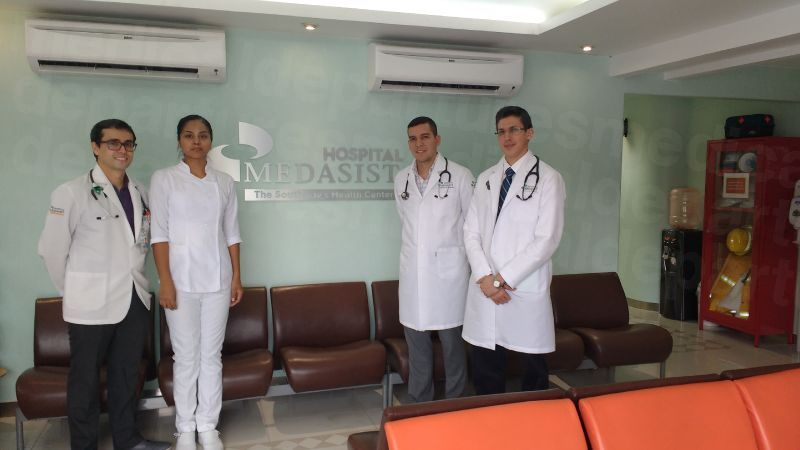 Hospital Medasist - Medical Clinics in Mexico