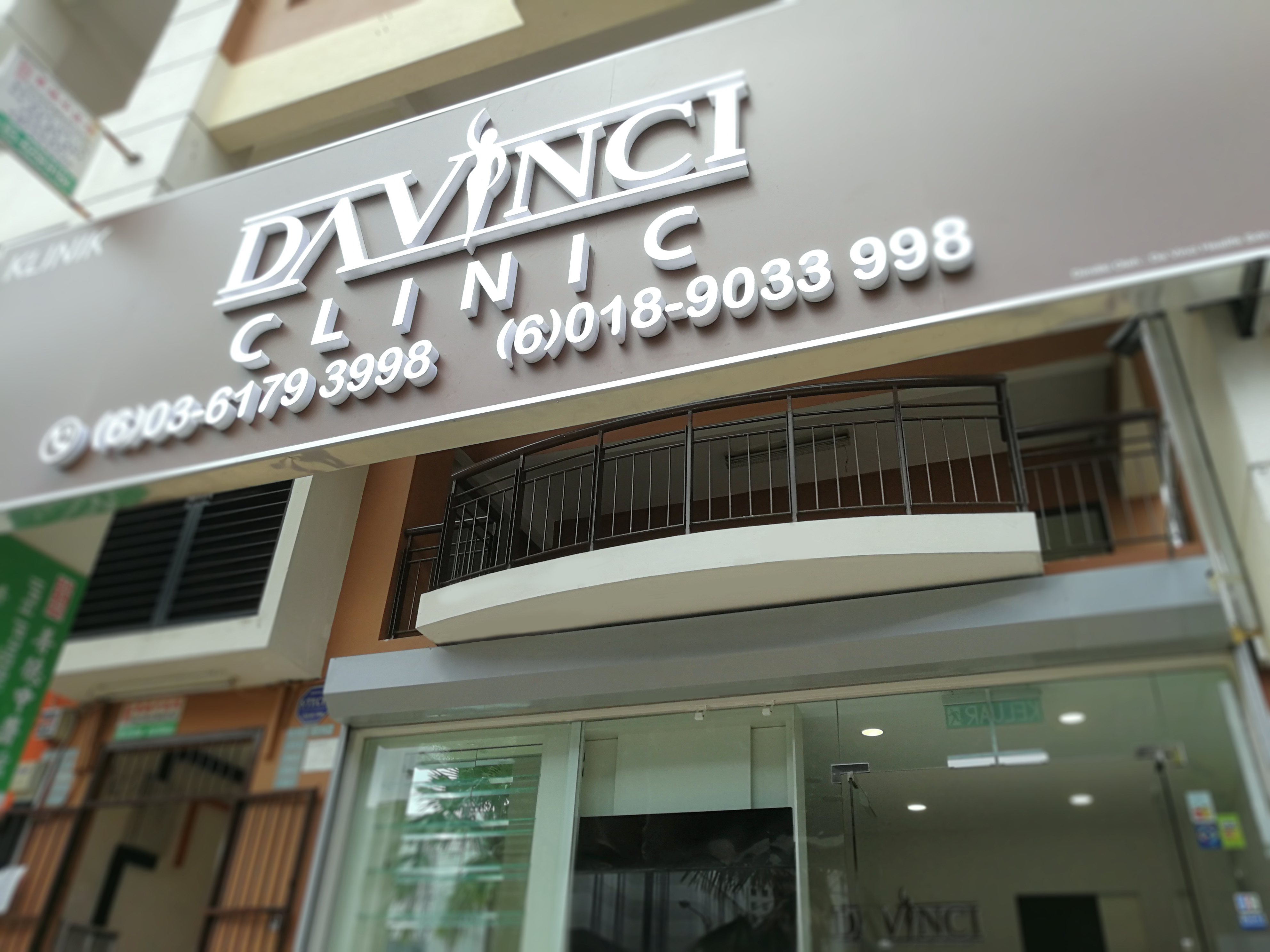 Da Vinci Clinic - Kepong