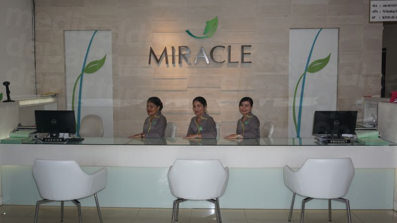 Miracle Aesthetic Clinic Denpasar - Medical Clinics in Indonesia