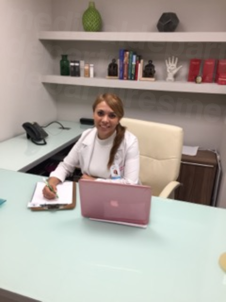 Dra. Marlene Renteria - Medical Clinics in Mexico