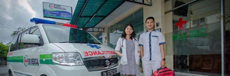Puri Medical Clinic - Ubud - Medical Clinics in Indonesia