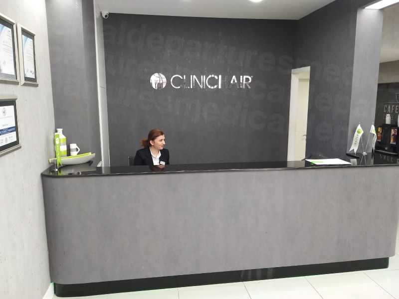 Clinic Hair - Medical Clinics in Turkey