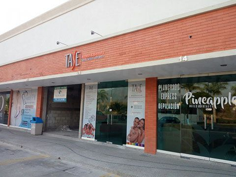 Tase Health & Beauty Fluvial Vallarta