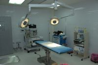 Marroquin and Sandoval - Los Cabos, surgery room