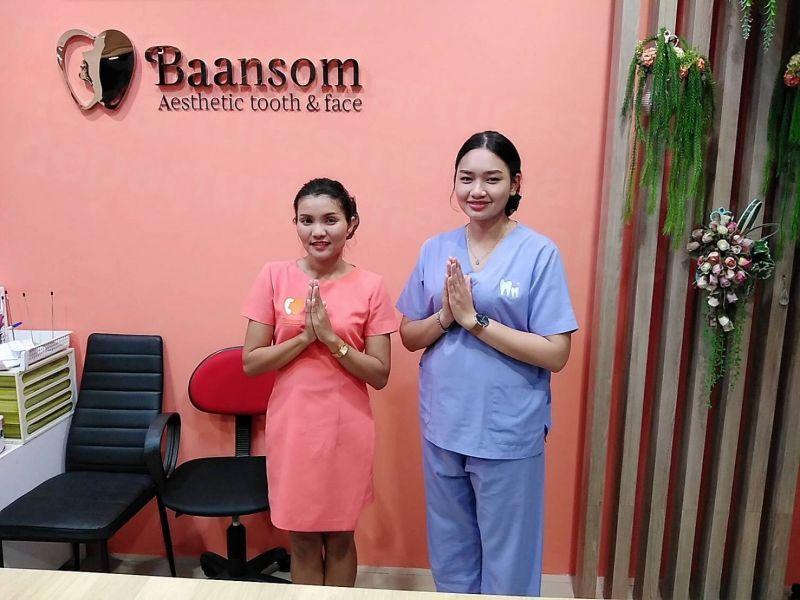 Baansom@Patong tooth&face clinic