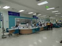 Yanhee Hospital Health & Beauty - Registration area