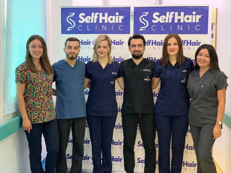 Self Hair Clinic