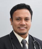 Dr Shazril Imran Shaukat