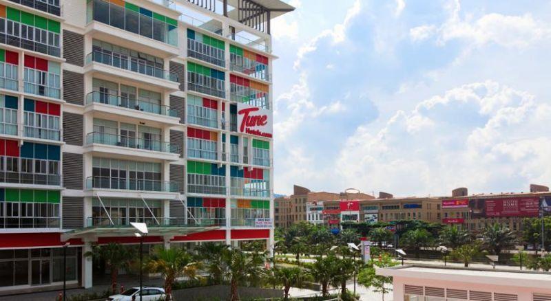 Tune Hotel - Kota Damansara