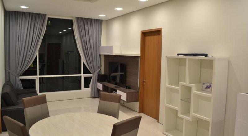 Soho Suites Kuala Lumpur KLCC Hotel & Services