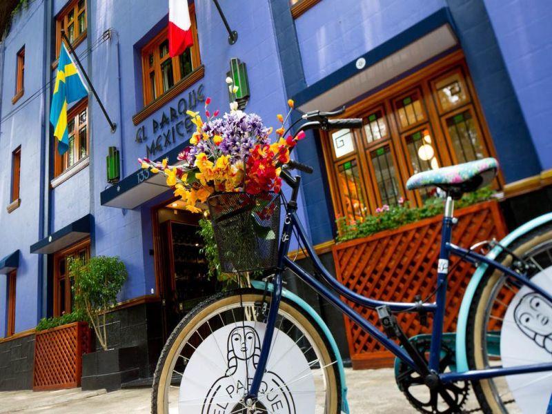 Hotel Parque México (Boutique Hotel)