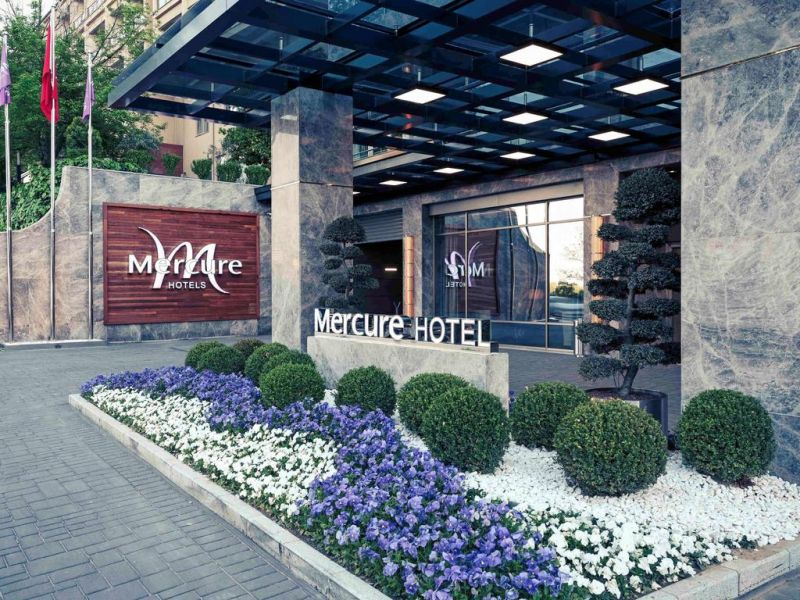Mercure Bursa The Plaza Thermal & Spa Hotel