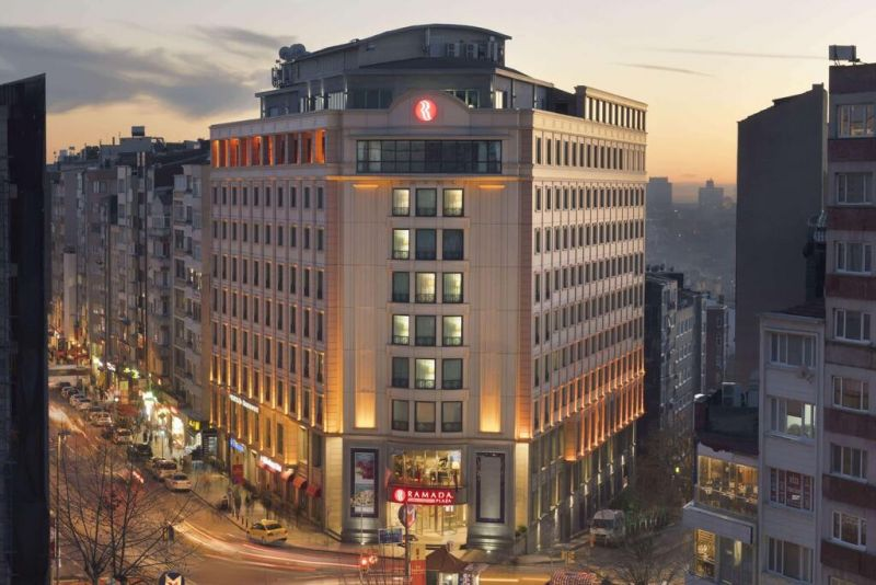 Ramada Plaza By Wyndham - Istanbul City Center