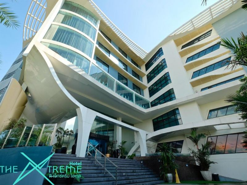The Xtreme Hotel