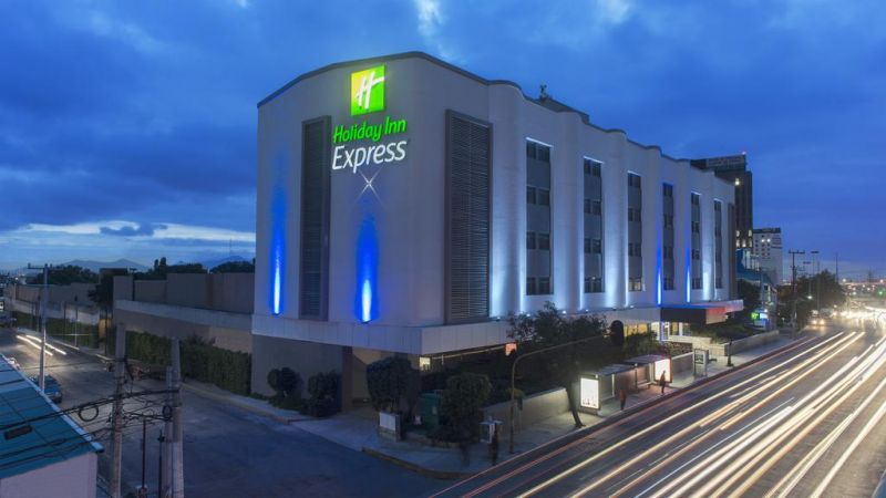 Holiday Inn Express Mexico Toreo