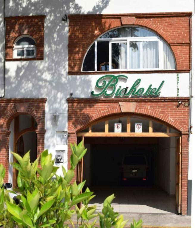 Biohotel Boutique Metepec