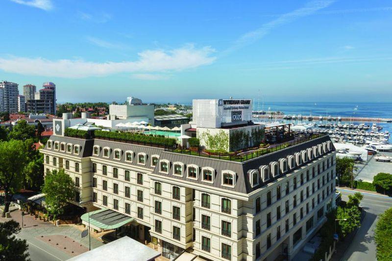 Wyndham Grand Istanbul Kalamış Marina Hotel