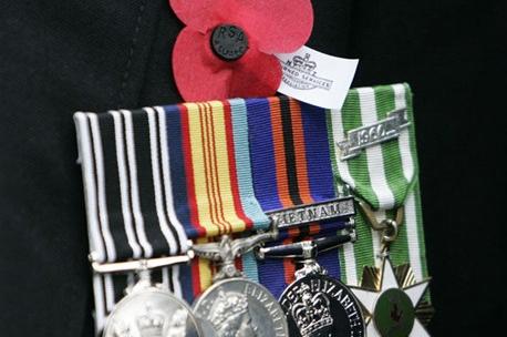 New Zealand Veterans 5% discount