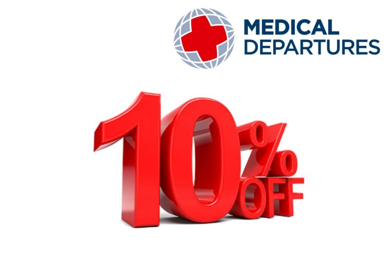 Get 10% off for Surgery at Milada Cosmetic Surgery Hospital