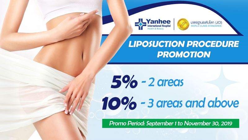 Get Special Prices at Yanhee Hospital Health & Beauty