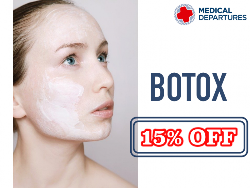 15% OFF for BOTOX