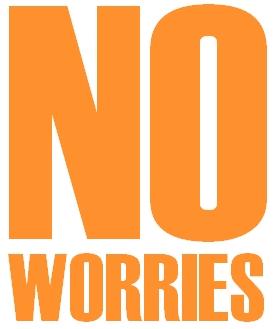 No Worries warranty - Vietura Bali