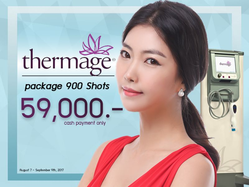 Thermage CPT 900 shots at KTOP Clinic