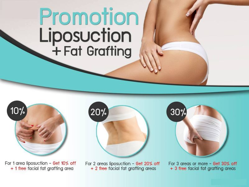 Get 10-30% off for Liposuction at KTOP Clinic