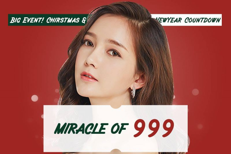 Great Deal Miracle of 999 for this Christmas
