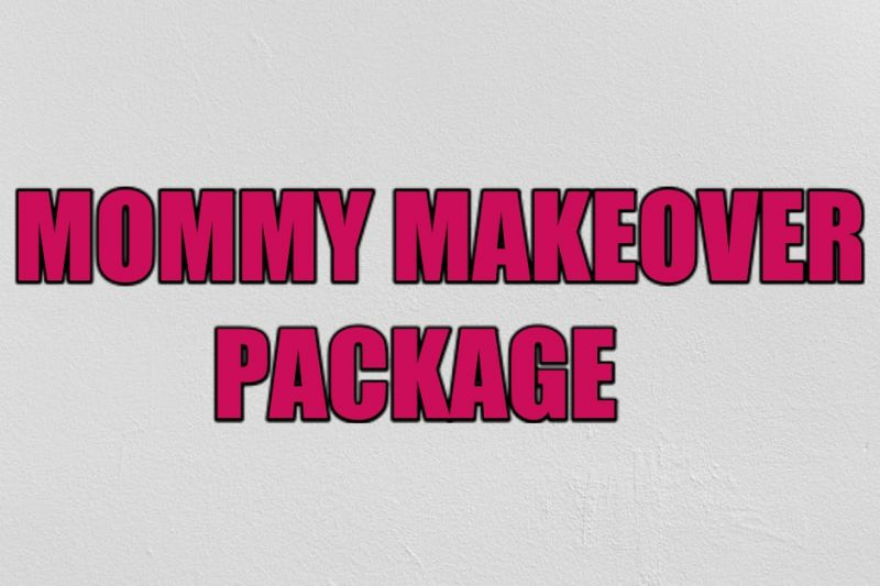 Mommy Makeover package at KTOP Clinic