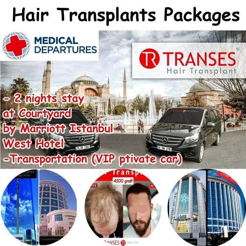 Hair Transplants Packages